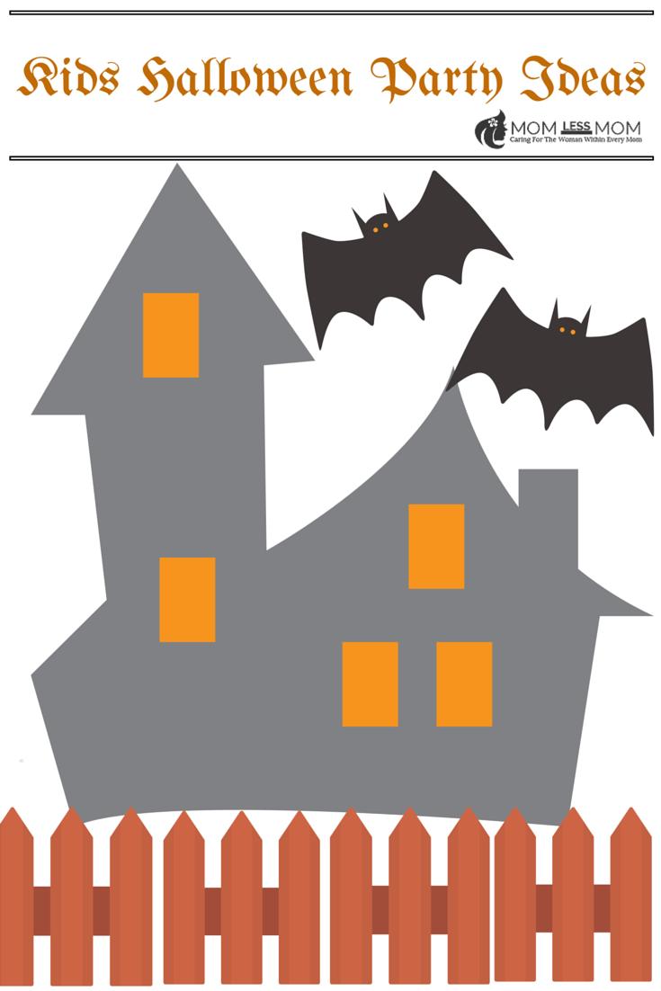 Childrens Halloween Party Ideas