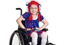 Change for Kids- Unlimited Hope for kids with disabilites
