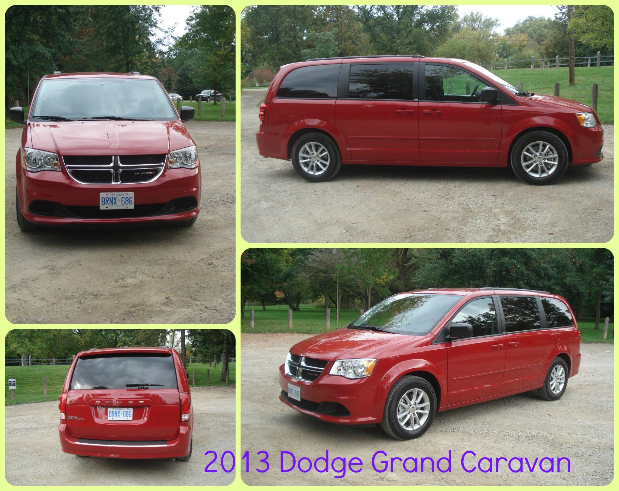 2013 Dodge Grand Caravan Review