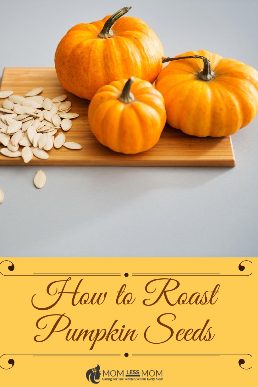 Roast Pumpkin Seeds Oven Recipe