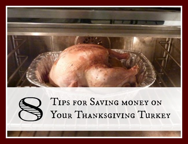 How to save on Thanksgiving Turkey!
