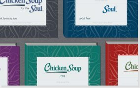 Make your own Chicken Soup for the Soul books from Blurb