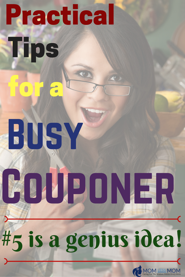 Practical Tips for Busy Couponer