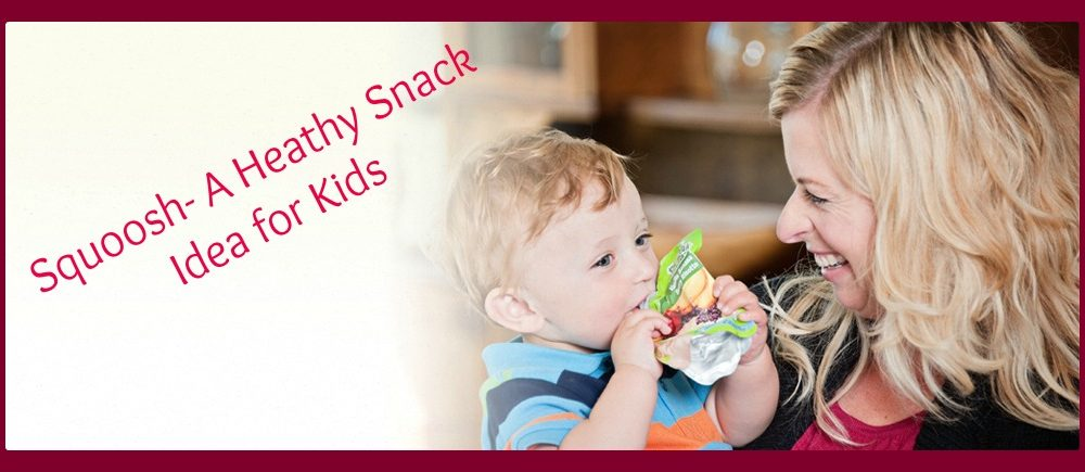 Easy Healthy Snack Idea for Kids