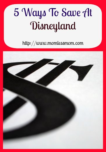 5 Tips on How to Save Money at Disney World