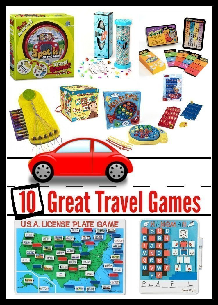 Travel Games Suggestions