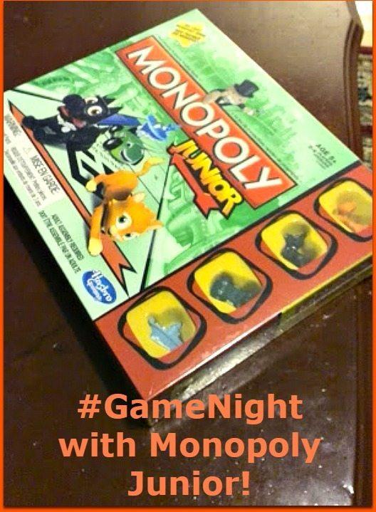 Monopoly Junior #GameNight