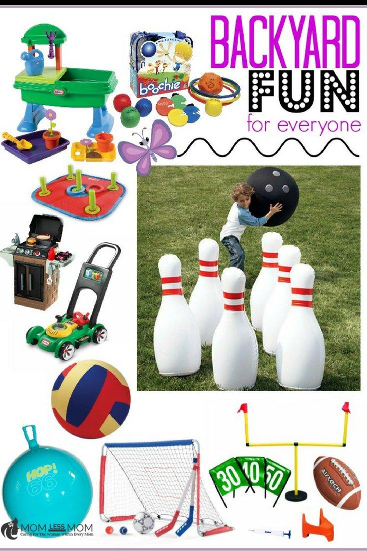 Ten Best Outdoor Play Toys for Kids
