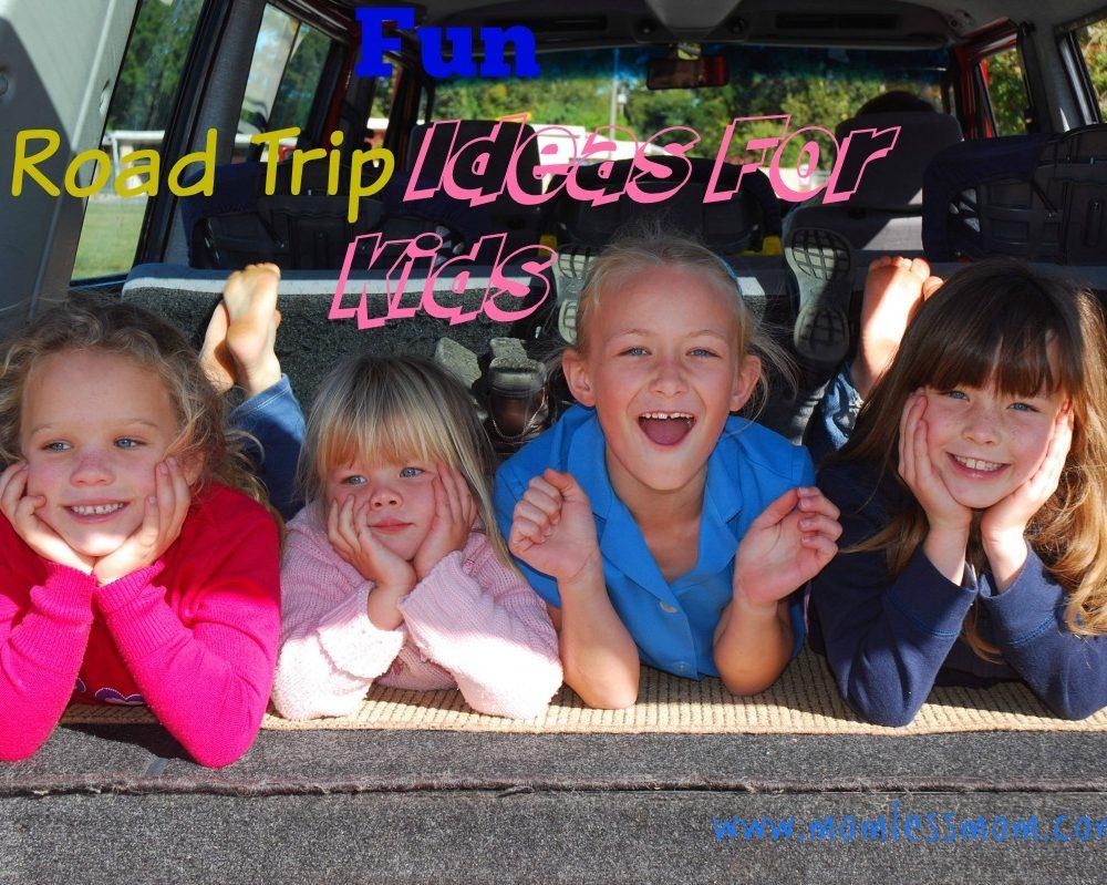 Fun Road Trip Ideas For Kids