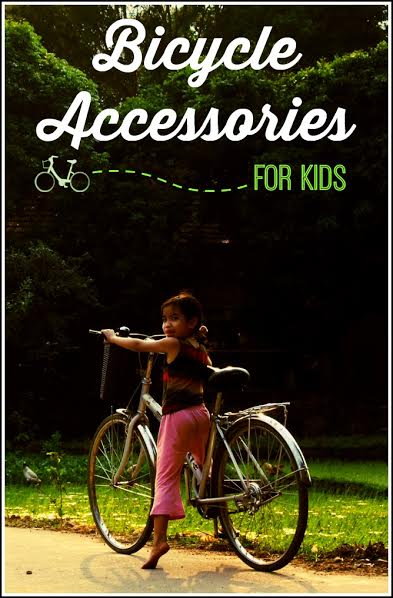 bike accessories for kids