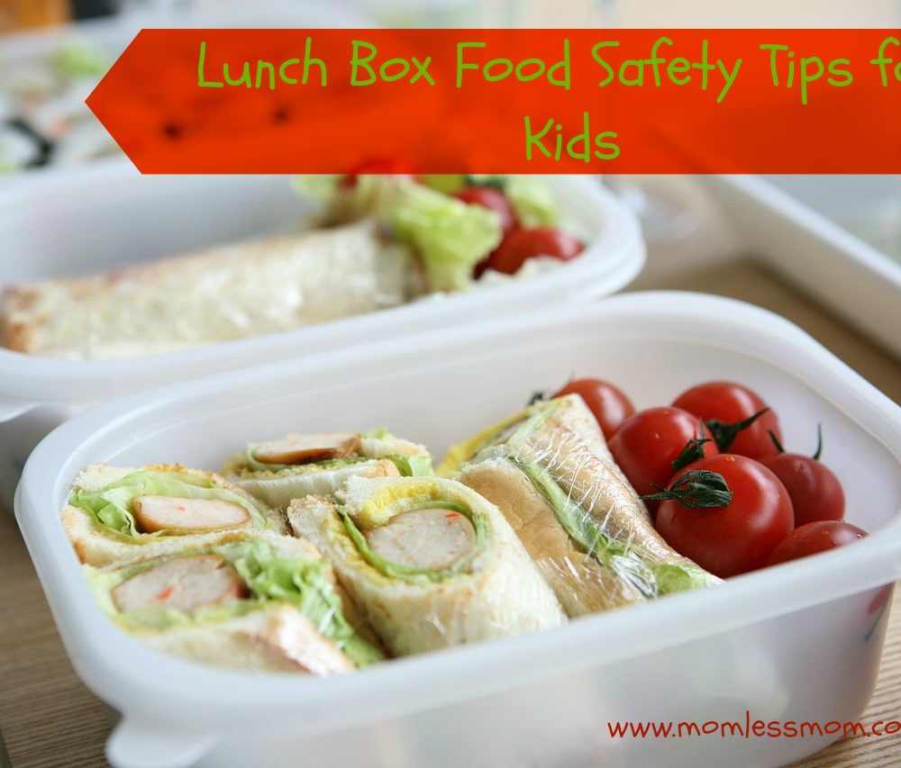 Lunch Box Food Safety Tips for Kids