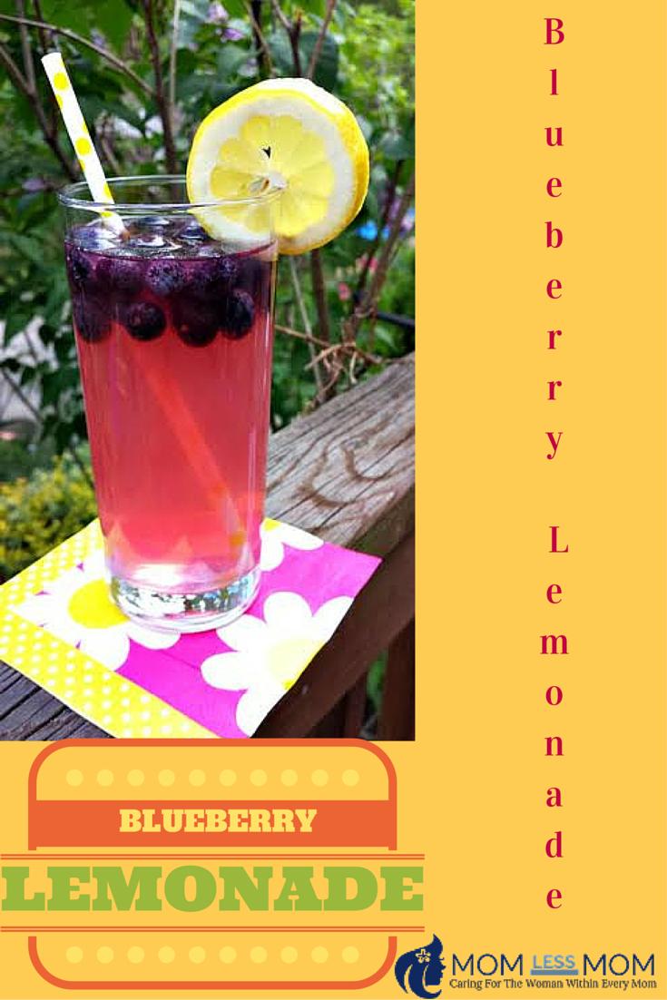Recipe for Blueberry Lemonade