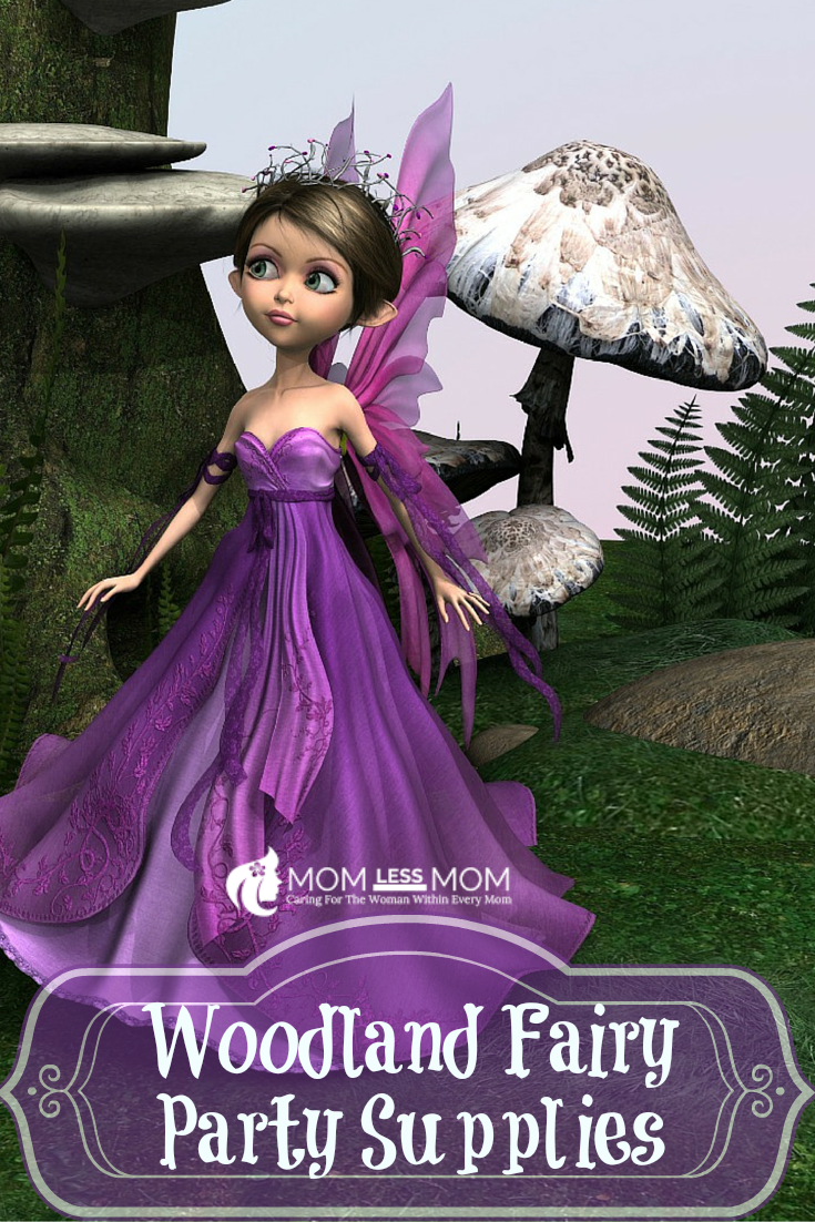 Woodland Fairy Party Supplies