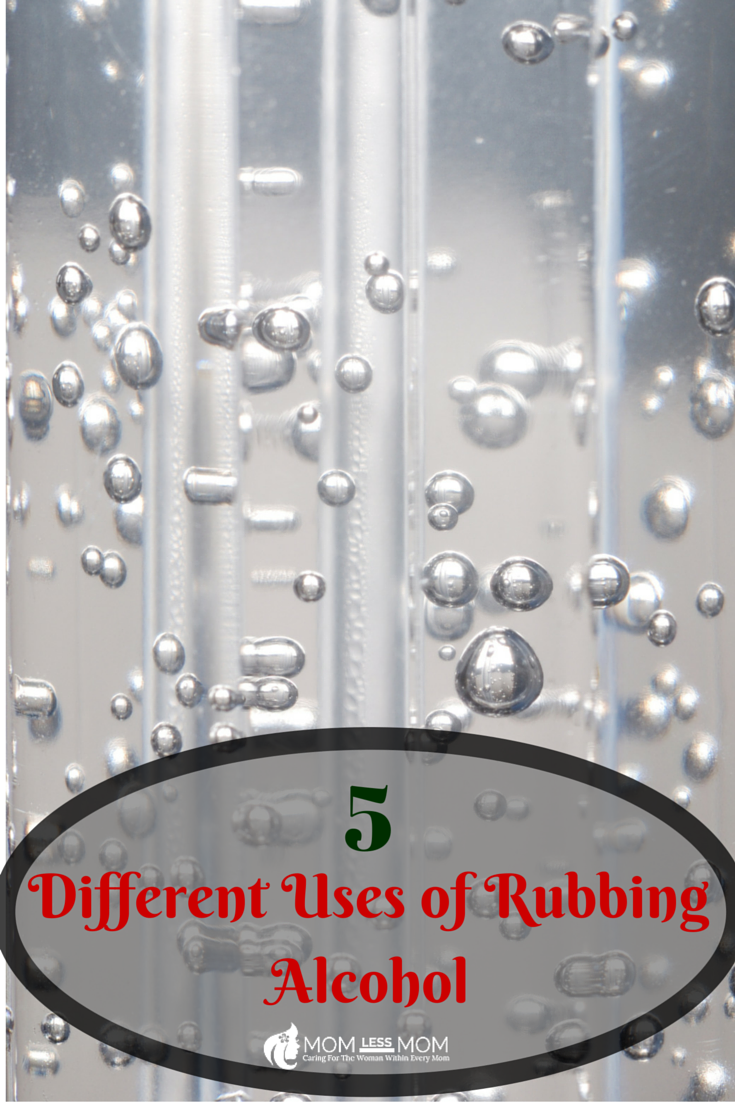 Top 5 Different Uses of Rubbing Alcohol
