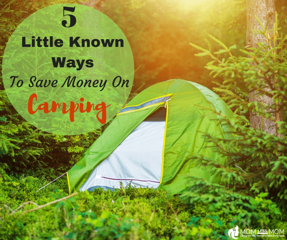 5 Little Known Ways to Save Money on Camping