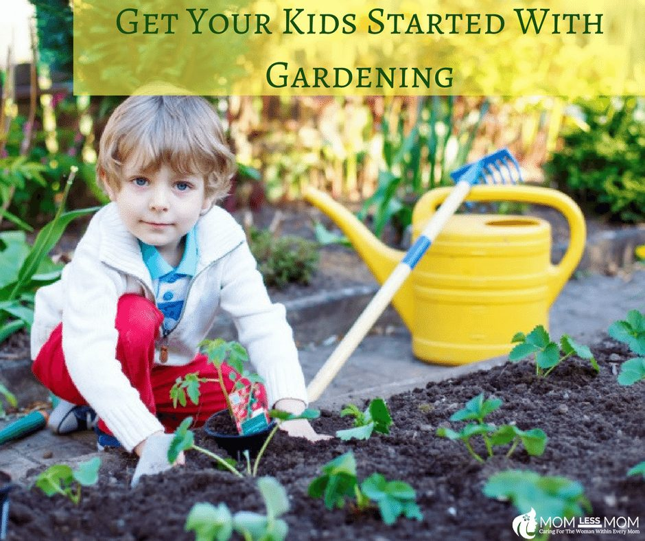 Get Your Kids Started With Gardening