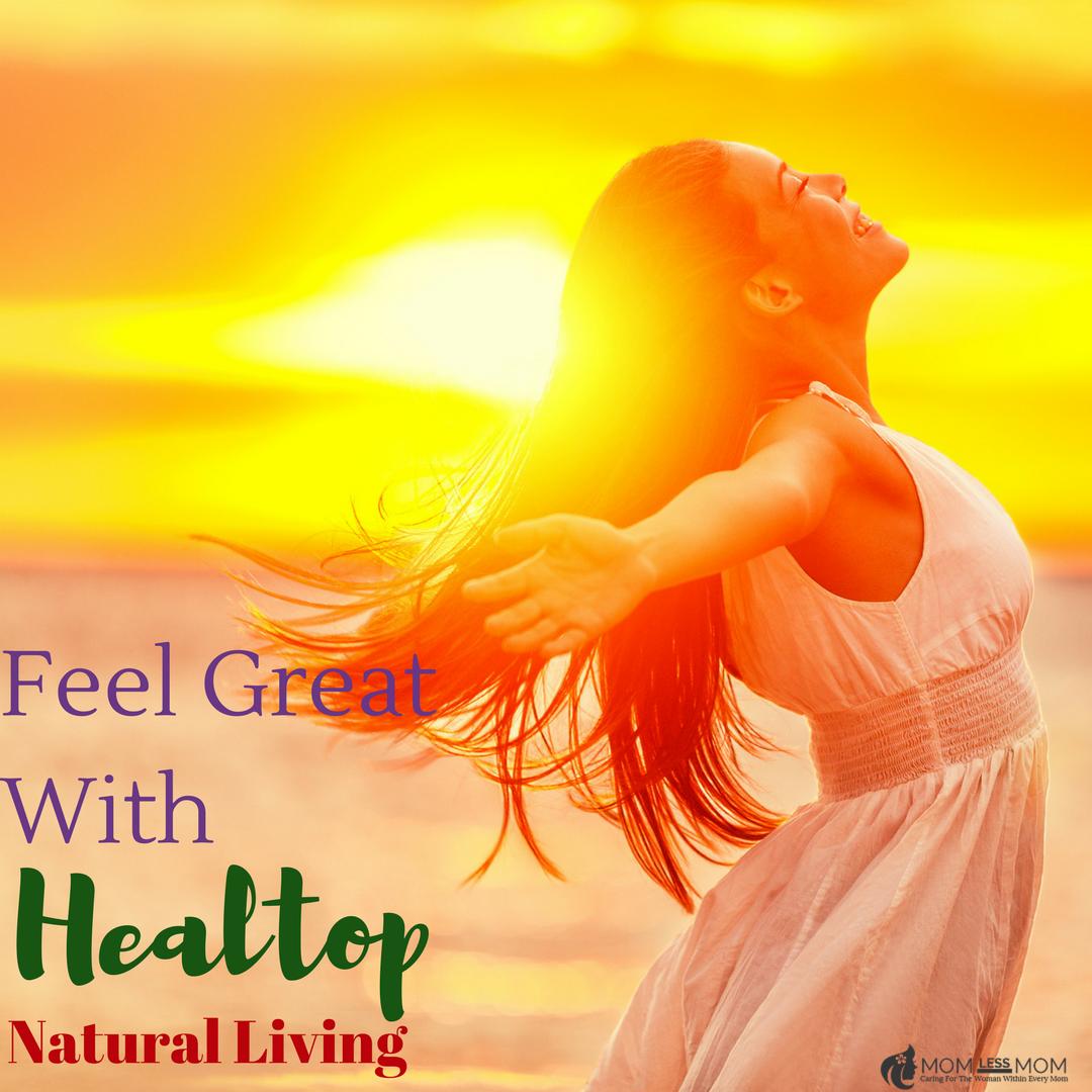 Natural Living Vitamins and supplements at Healtop