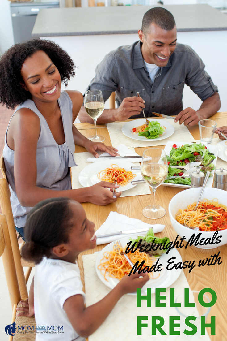 Make Weeknight Meals with Hello Fresh