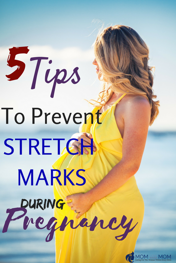 5 Tips to Prevent Stretch Marks During Pregnancy