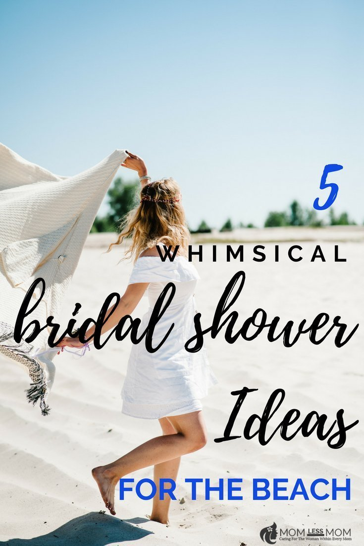 5 Whimsical  Bridal Shower Theme Ideas for the Beach!