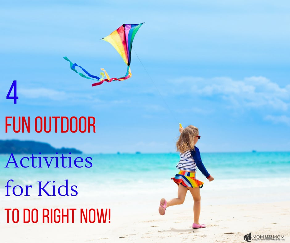 4 outdoor activity ideas for kids to do this summer