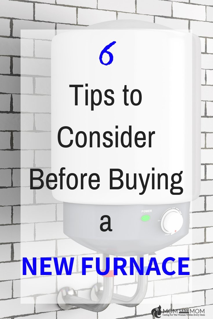 6 Tips To Consider Before You Buy A New Furnace