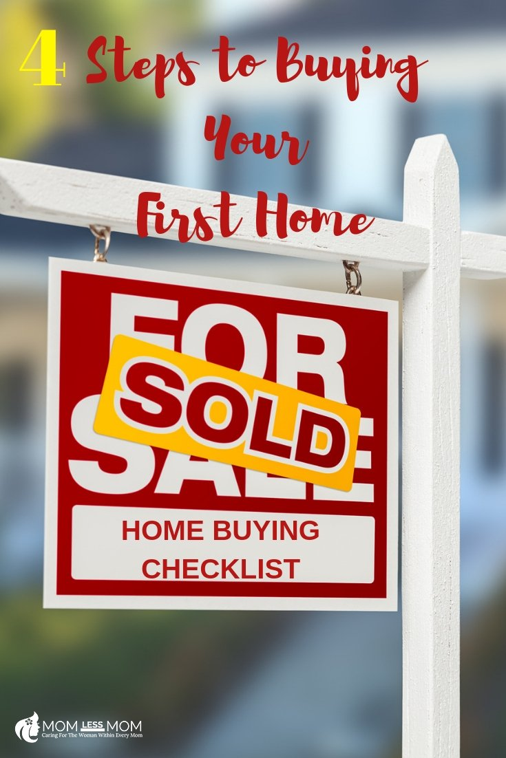 Should househunting be one of the most stressful events in your life? The answer is no. While it's a complicated process, you can prepare yourself to tackle challenges on the way, and feel more relaxed about becoming a homeowner. Hope these 4 Steps to Buying a Home for the first time will help you in one of the most important decisions of your life.  #homebuyingchecklist