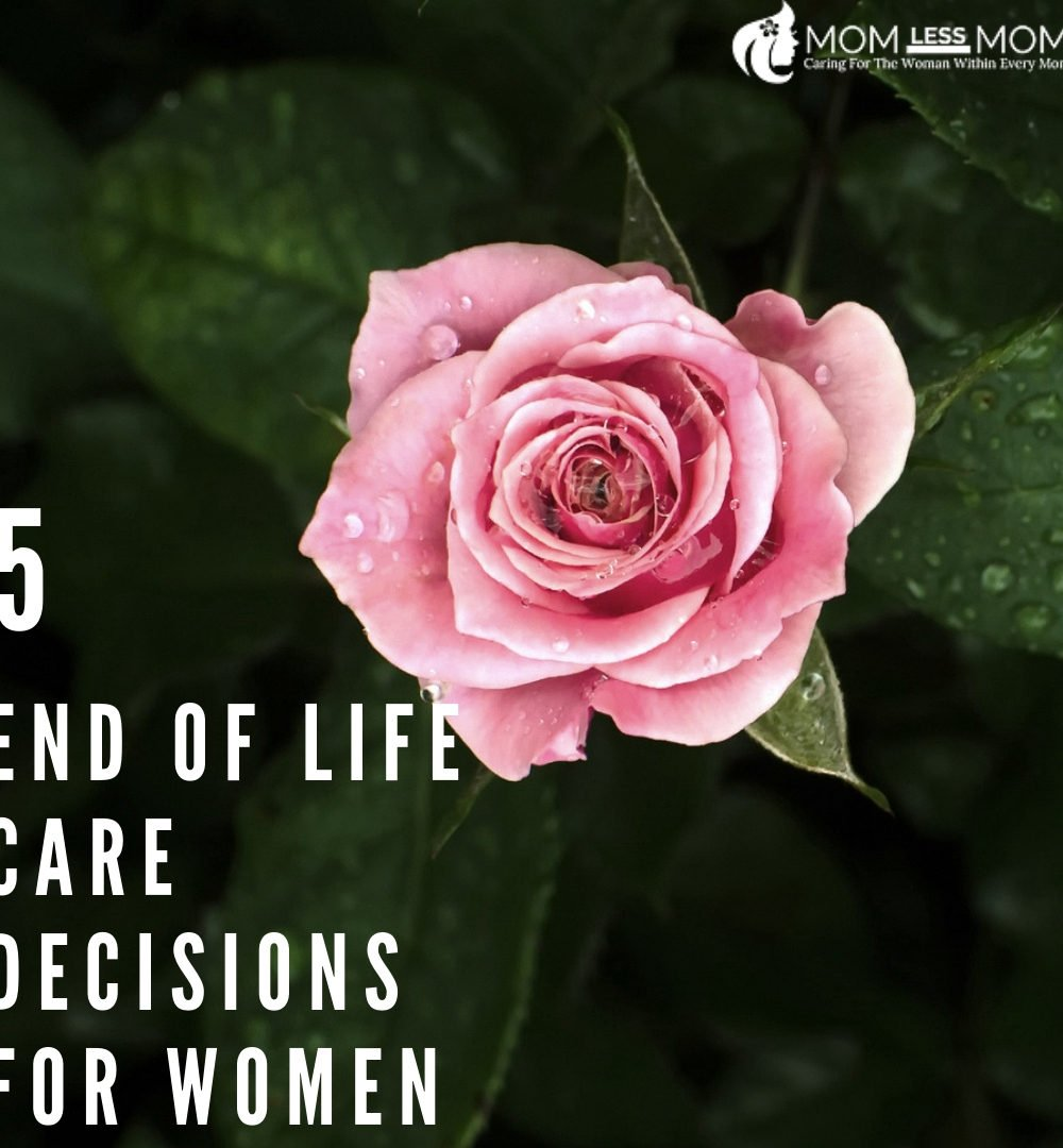 End of life care for women