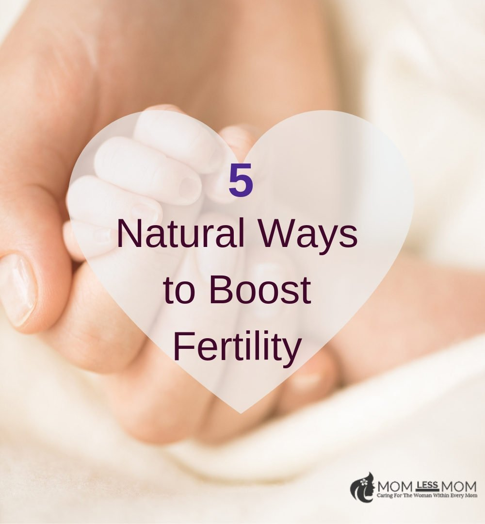 Natural ways to boost fertility