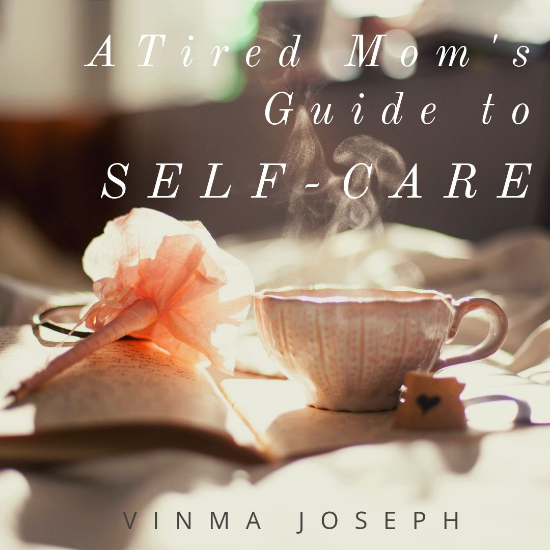 Self-care book for moms