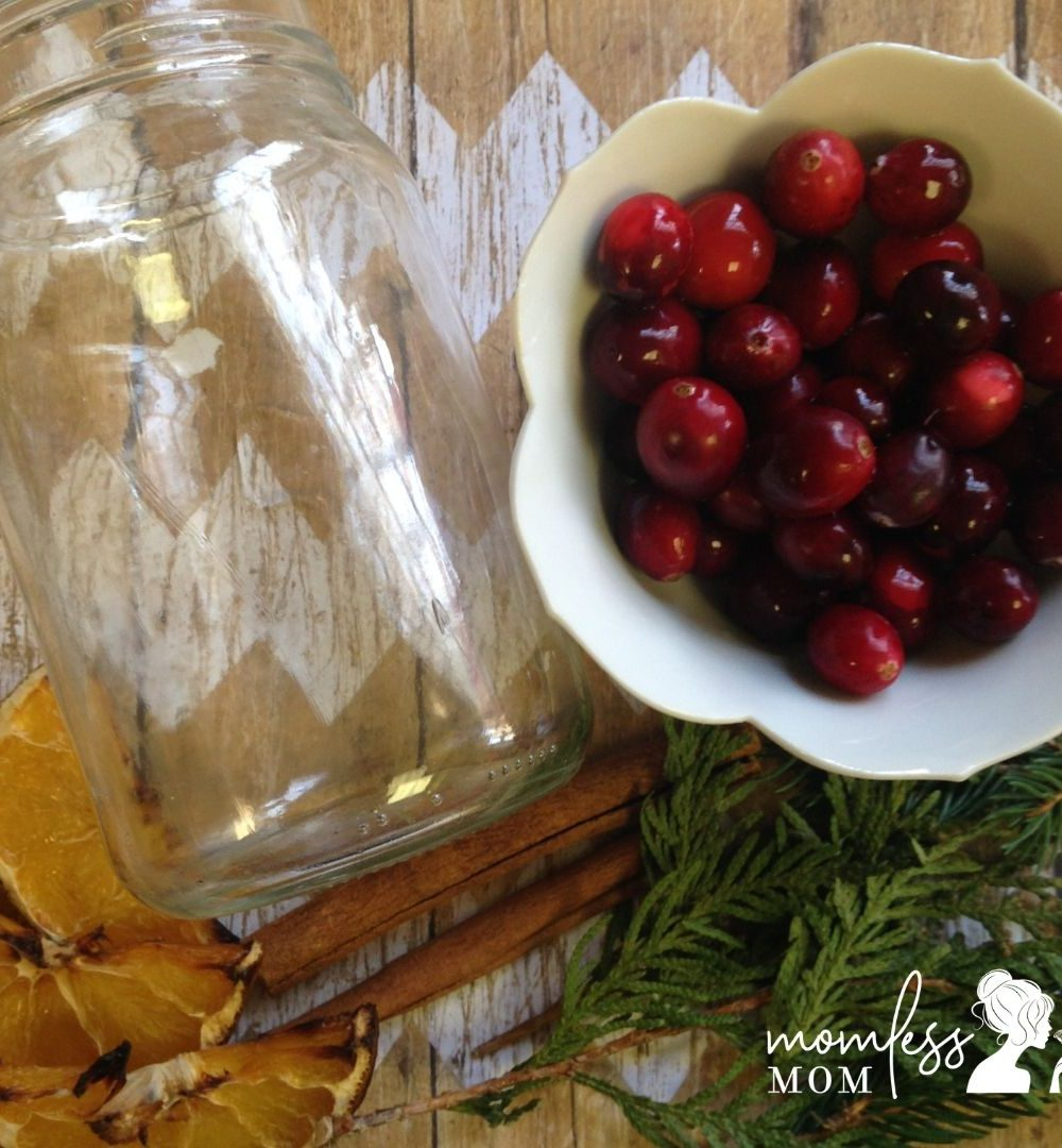 homemade potpourri for holidays