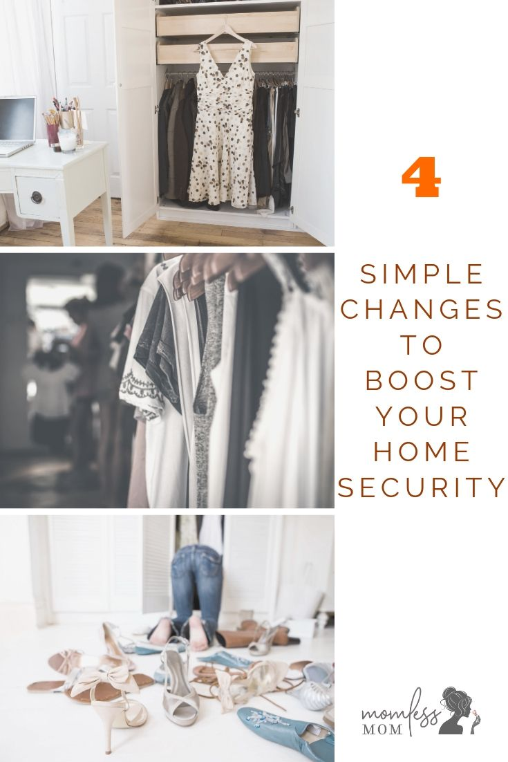 4 Simple Changes To Boost Your Home Security