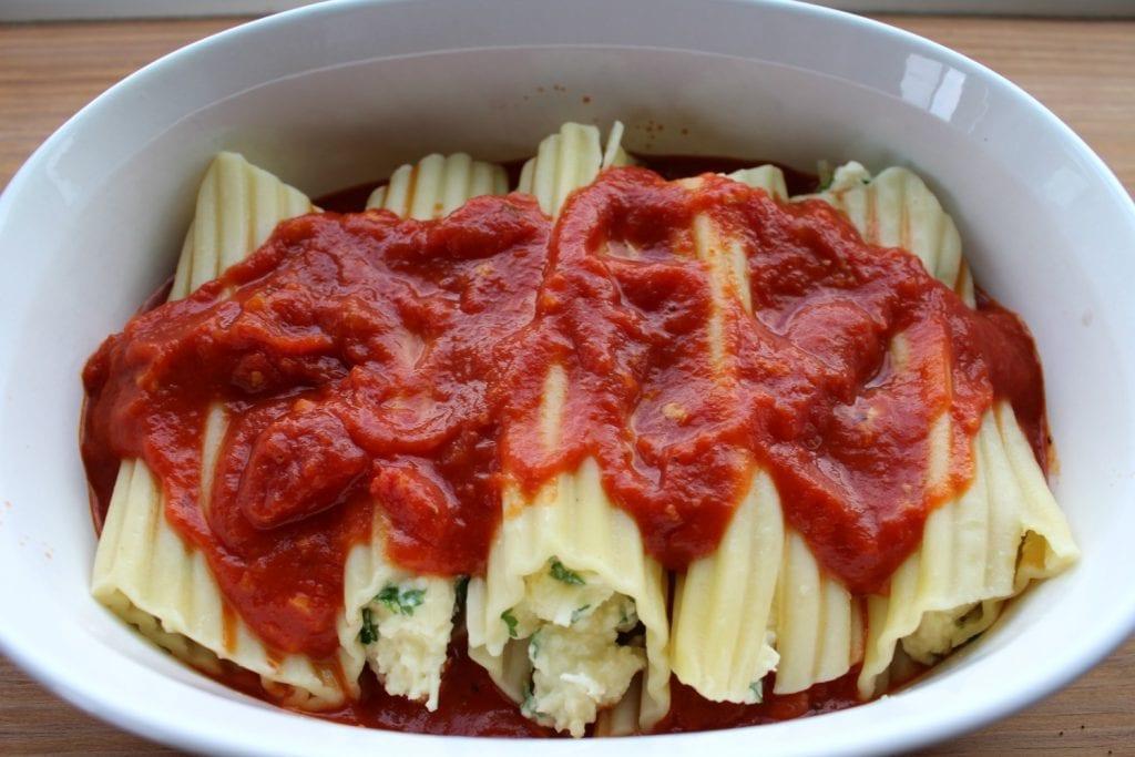 best recipe for manicotti