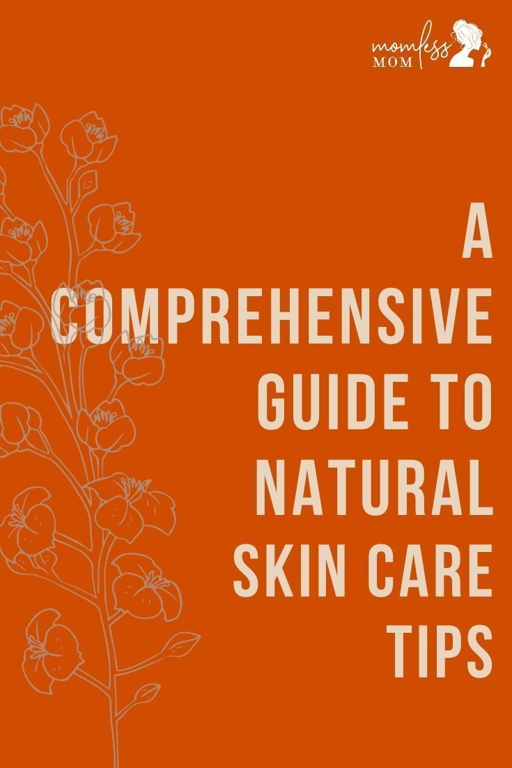 Having a natural skin care regimen is a great plus if your goal is to achieve flawless skin. Here are some natural skin care tips to help you do that! #skincare #naturaltips