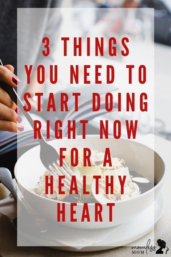 What can women do to prevent heart disease? Here are some heart health tips to follow every single day for the rest of your life! #healthyliving #hearthealthtips