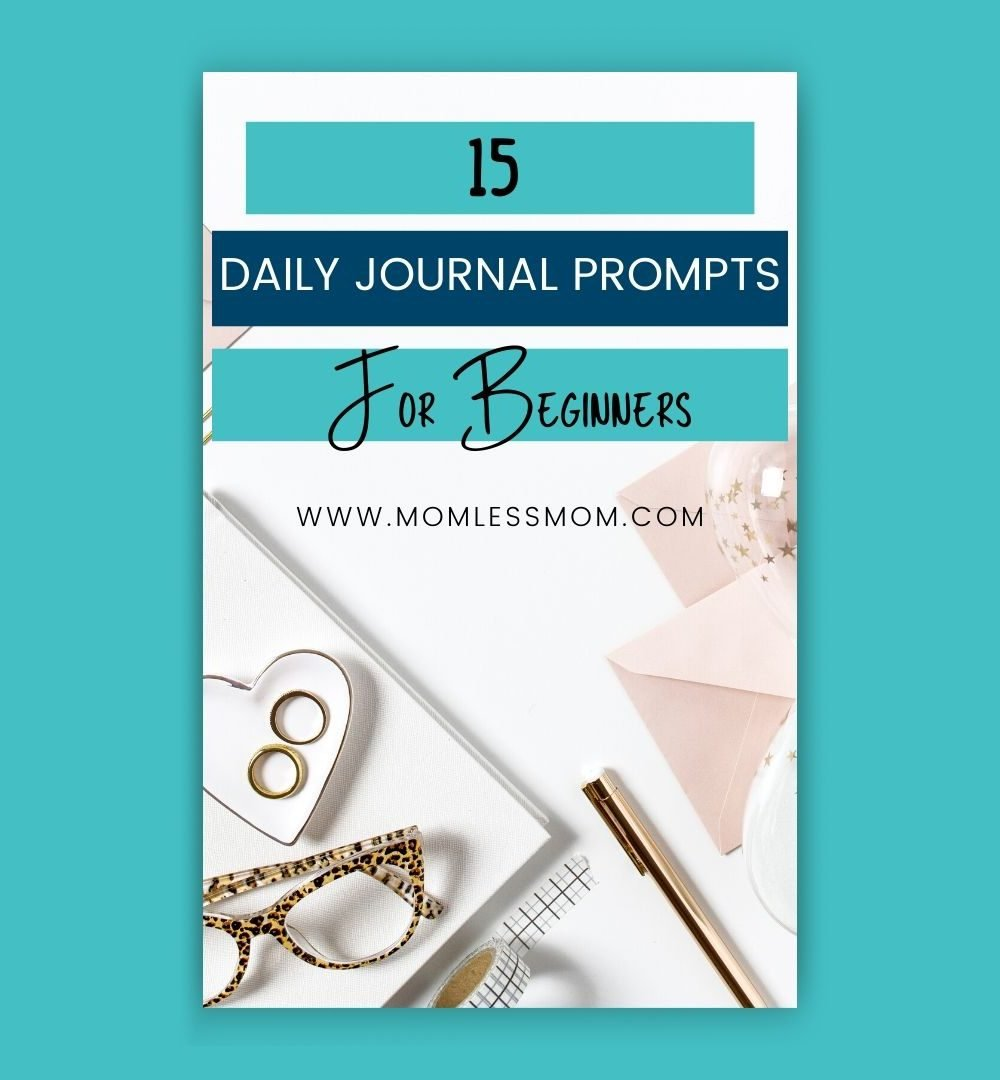 daily jounral prompts for beginners