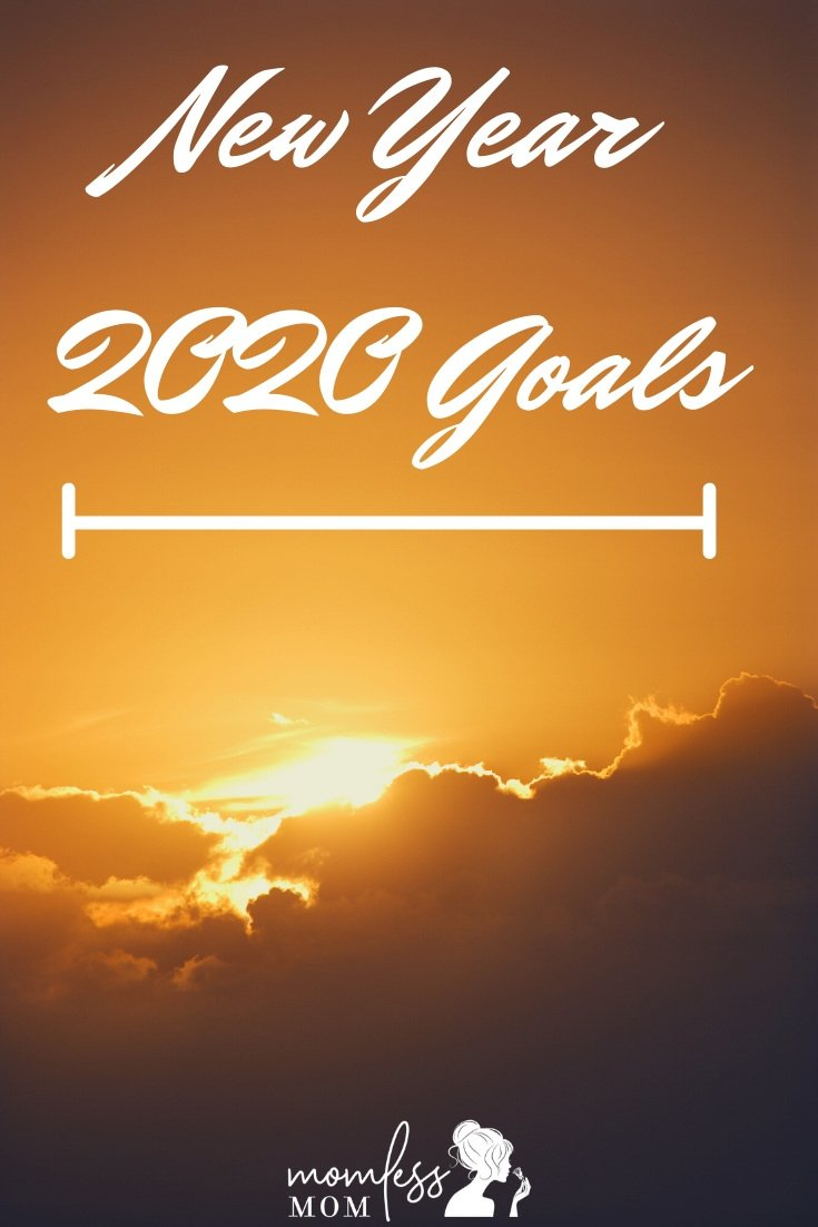 Newyear 2020 Goals and a Bucketlist Printable