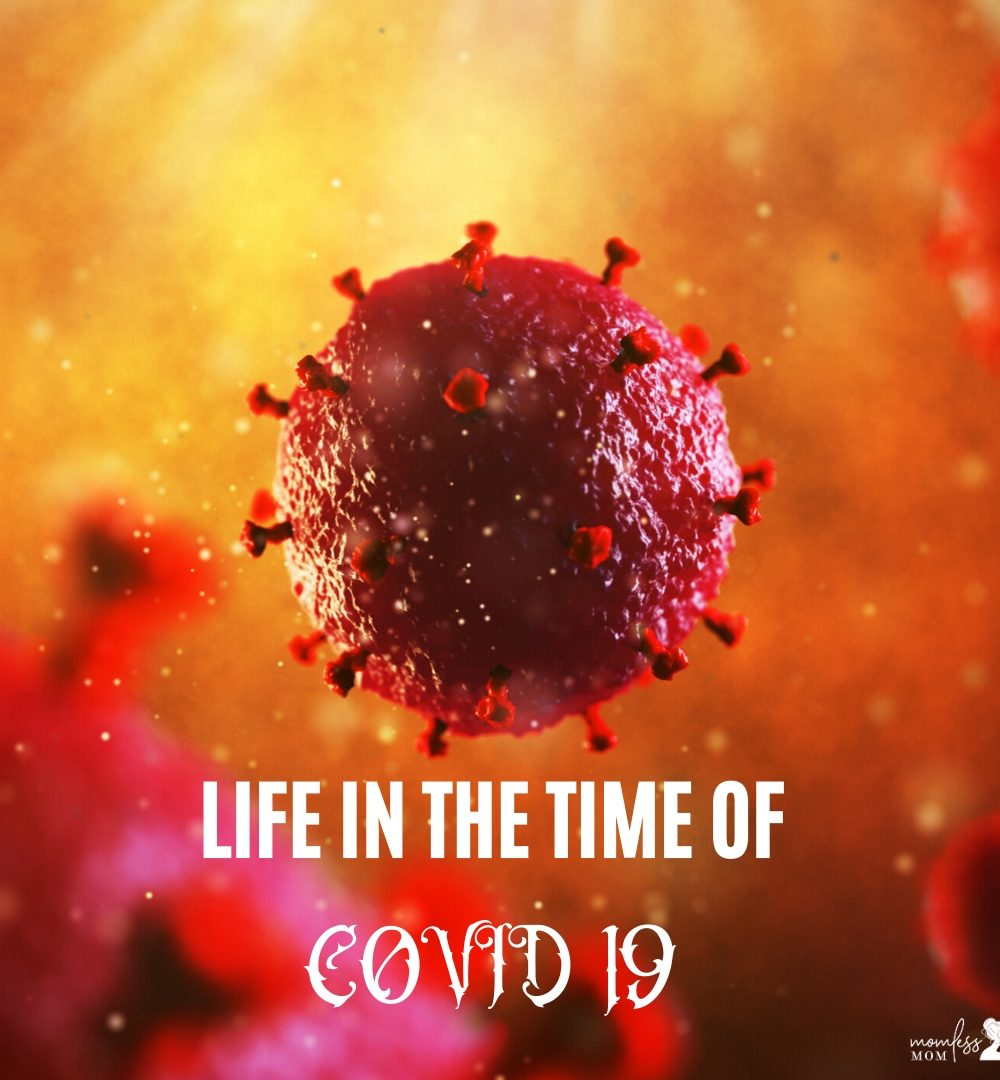 Life in the time of COVID19