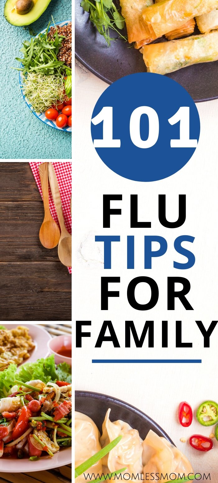 flu prevention and 101
