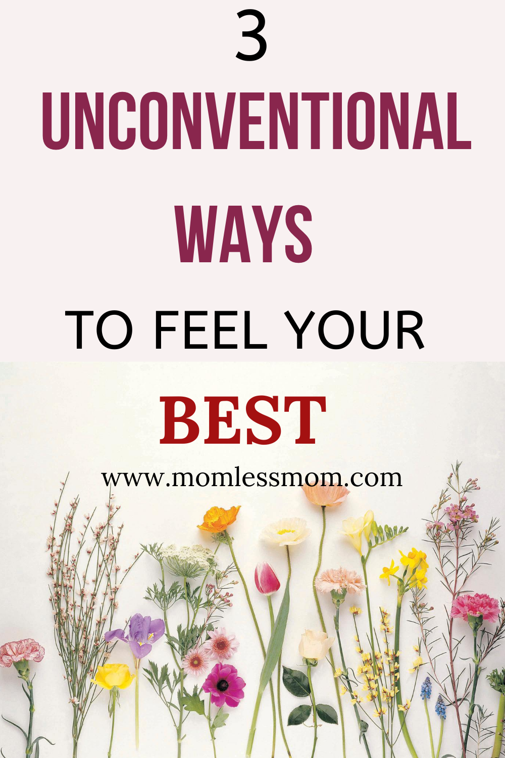3 tips to feel your best