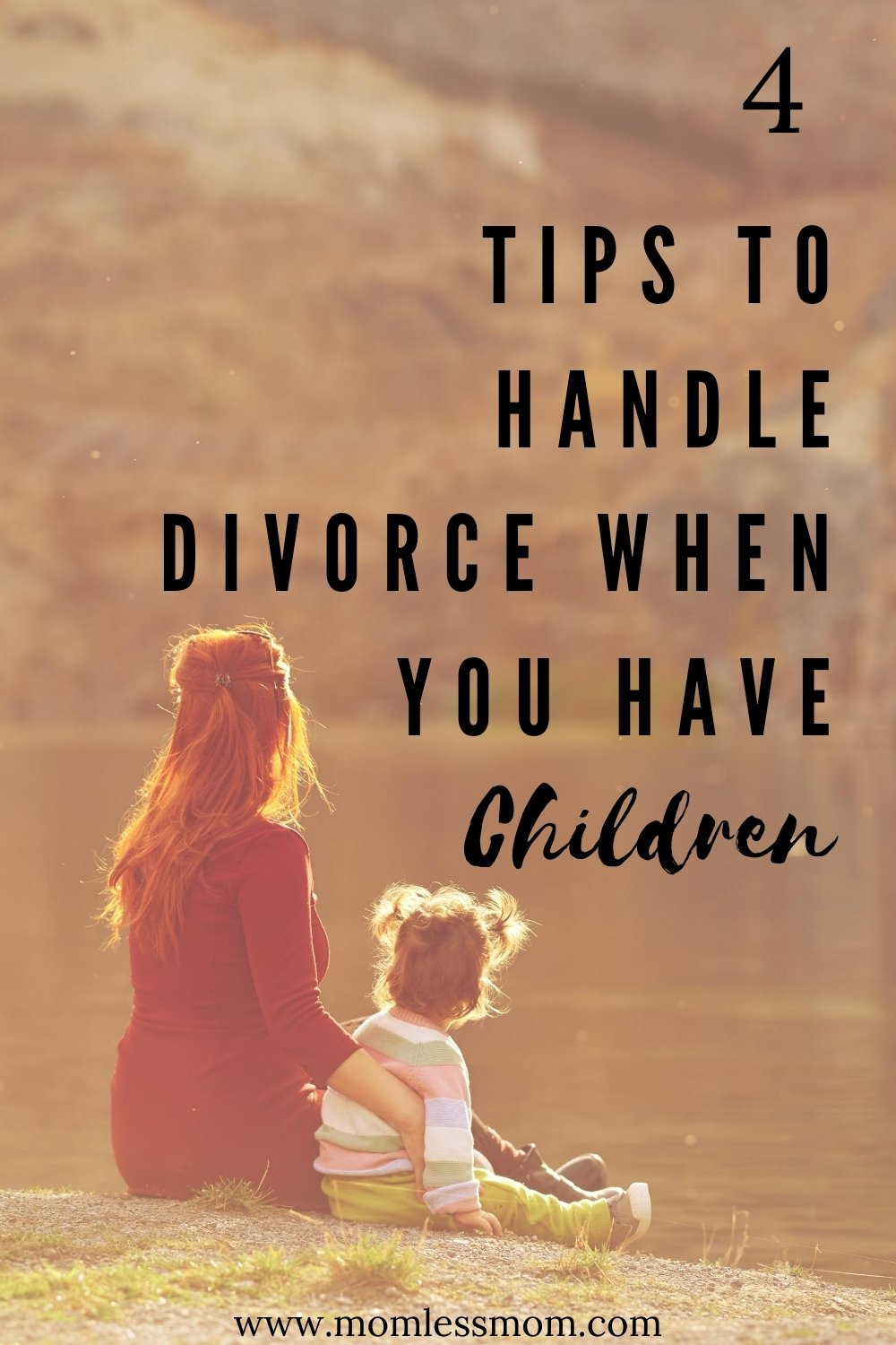4 divorce tips when you have children