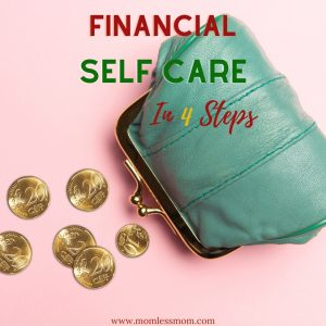 4 tips for effective financial self care