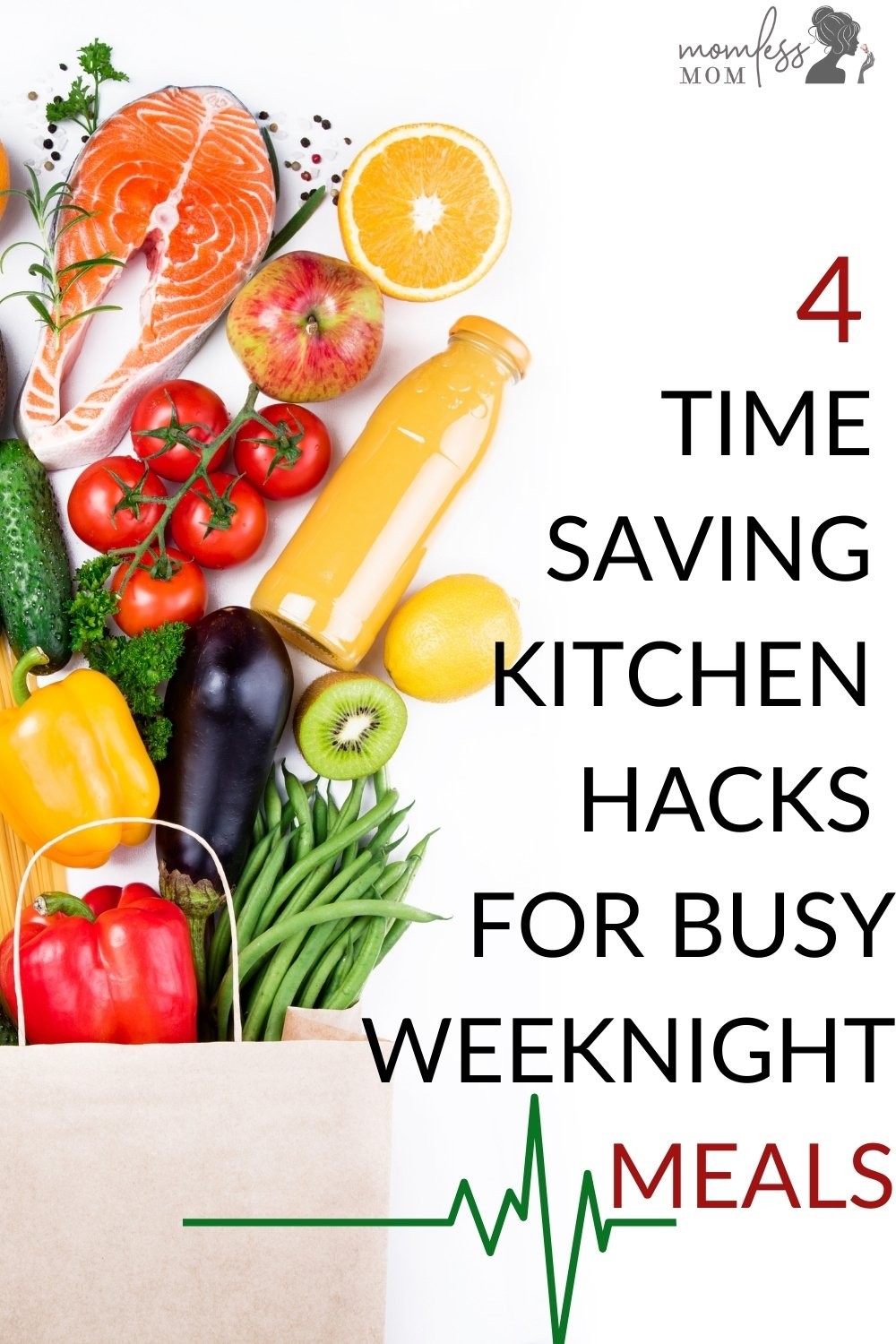 4 Time Saving Kitchen Hacks for Busy Weeknights