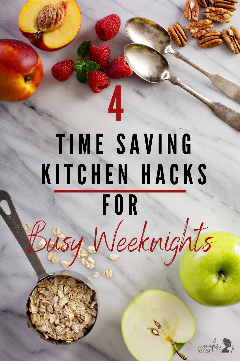 4 time saving kitchen hacks for weeknight meals