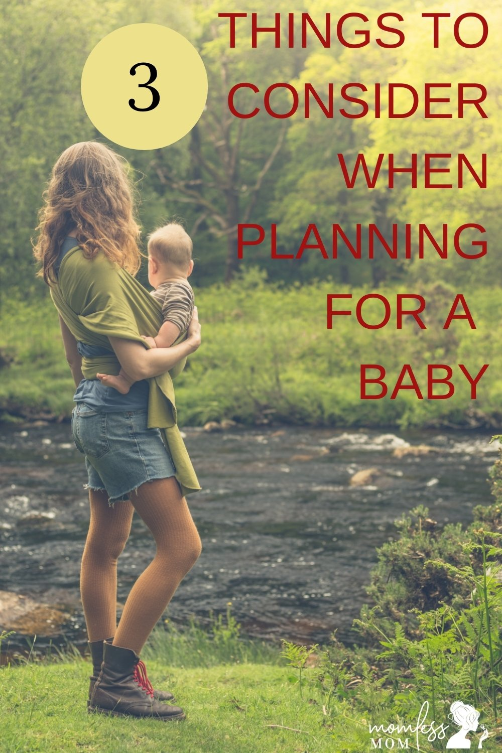 3 Things to Consider when Planning for a Baby