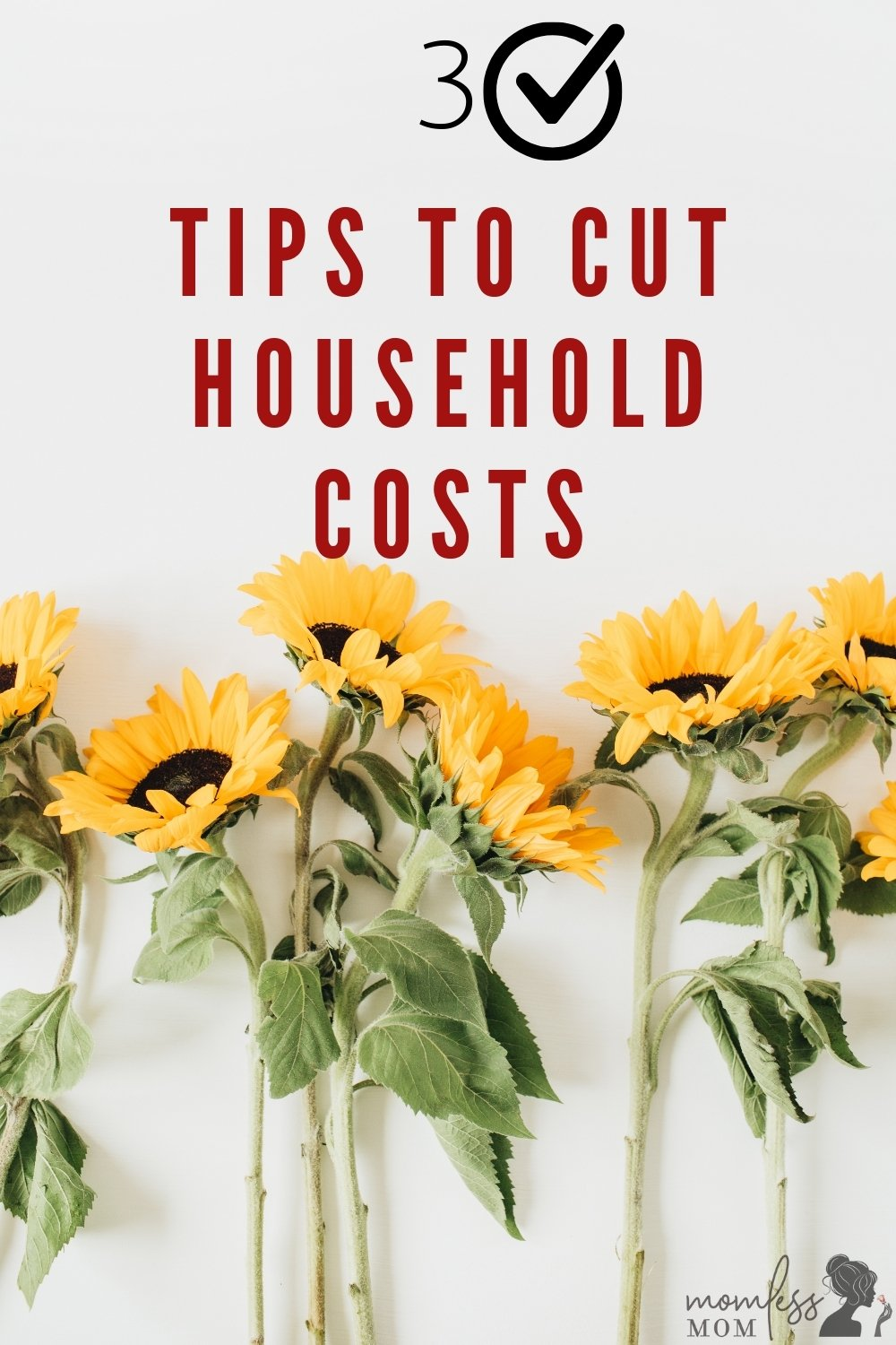 3 Tips to Cut Household costs
