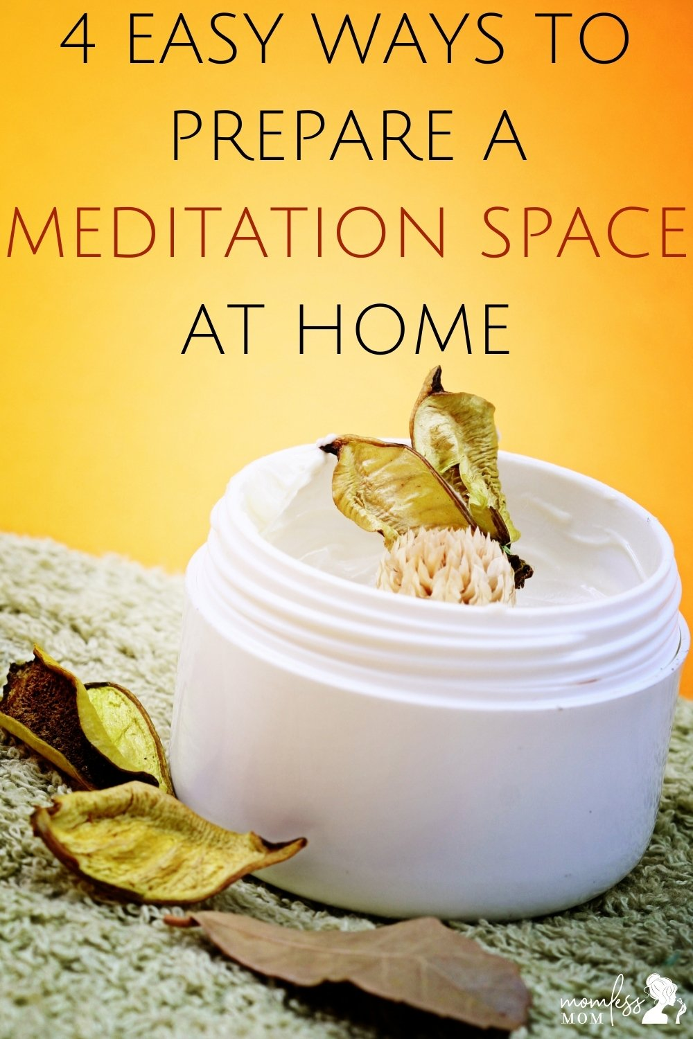 How to Prepare a Meditation Space at Home