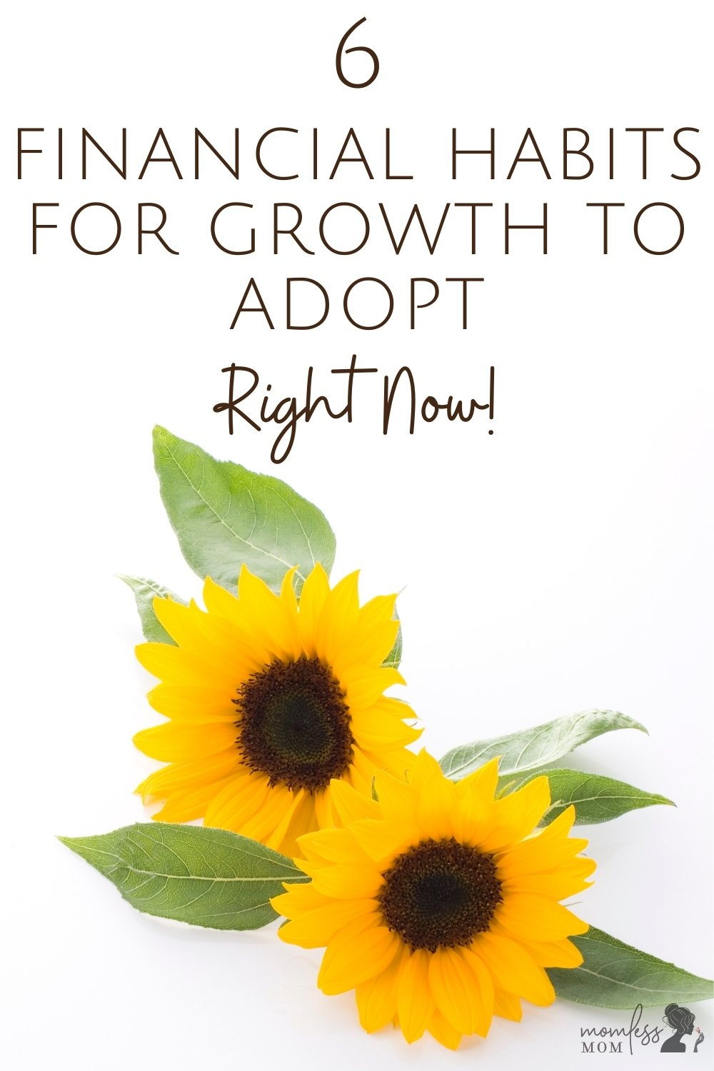 Financial habits for growth